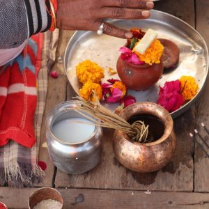 Online service of asthi visarjan in Prayag