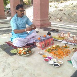 Mathura Pind daan